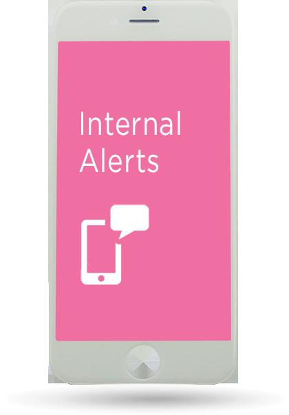 Internal Alerts